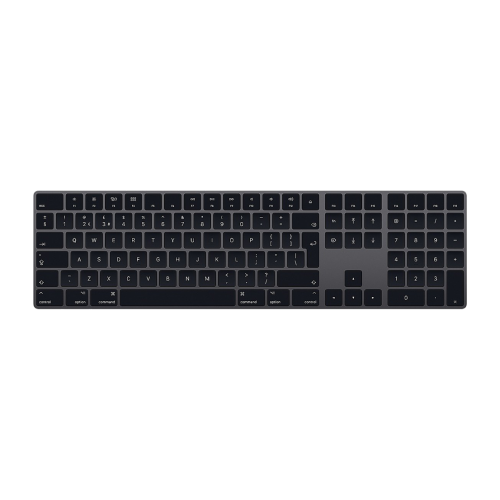 Magic Keyboard with Numeric Keypad Space Gray