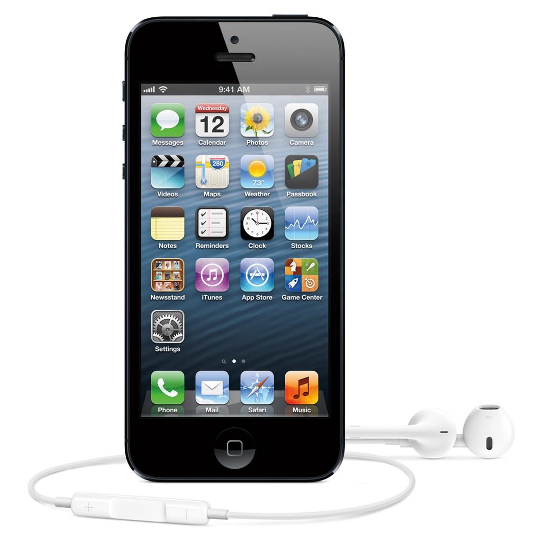 Apple iPhone 5 black - Preemtech Webshop e61f104487bf0